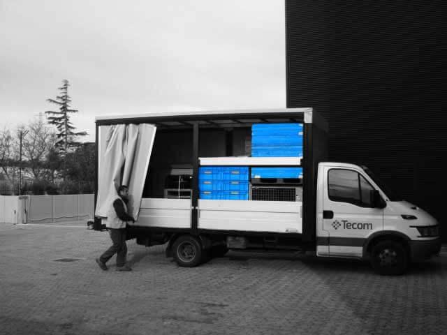 trasporto merci iveco